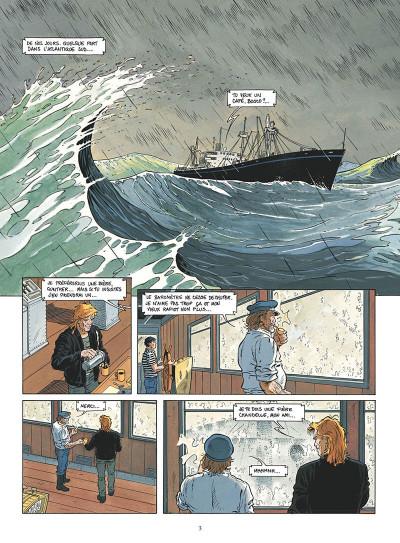 Page 6 diamants tome 2 - les larmes du goulag