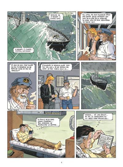 Page 7 diamants tome 2 - les larmes du goulag