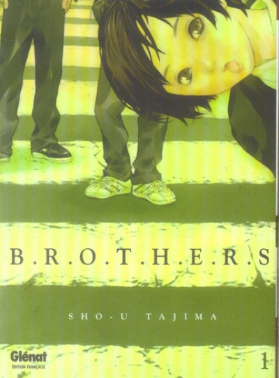Couverture brothers tome 1