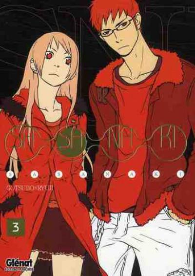 image de sasanaki tome 3