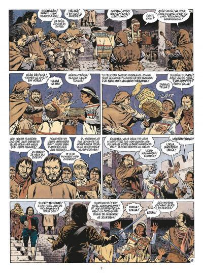 Page 0 quetzalcoatl tome 7 - le secret de la malinche
