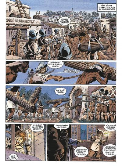 Page 6 quetzalcoatl tome 7 - le secret de la malinche