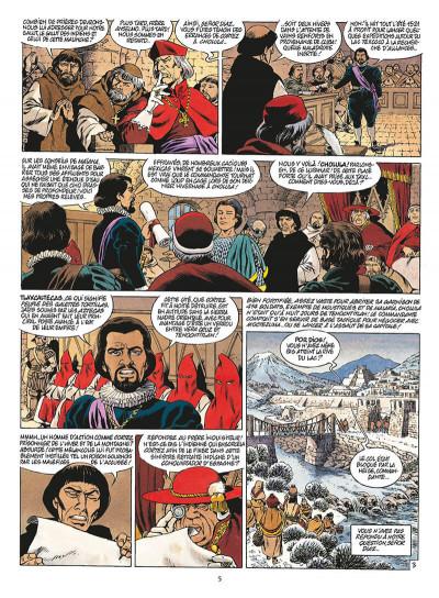 Page 8 quetzalcoatl tome 7 - le secret de la malinche