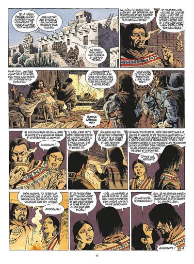 Page 9 quetzalcoatl tome 7 - le secret de la malinche