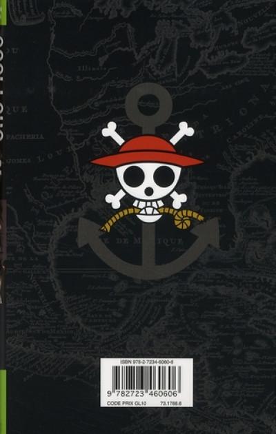 Dos one piece tome 42 - les pirates face au cp9