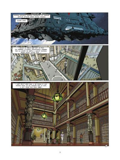 Page 1 l'ultime chimère tome 3 - la légende
