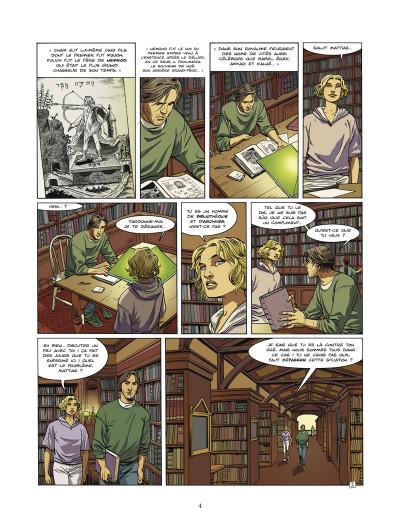 Page 2 l'ultime chimère tome 3 - la légende