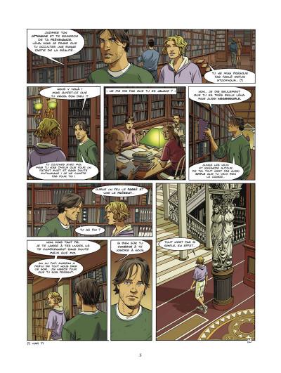 Page 3 l'ultime chimère tome 3 - la légende
