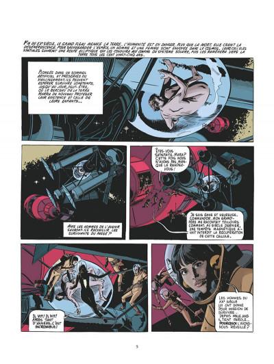 Page 8 Les naufragés du temps tome 1