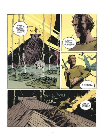 Page 6 Les naufragés du temps tome 2