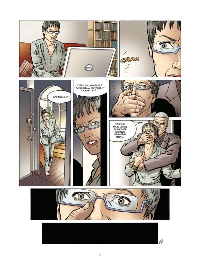 Page 2 voyageur tome 3 - présent