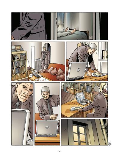 Page 3 voyageur tome 3 - présent