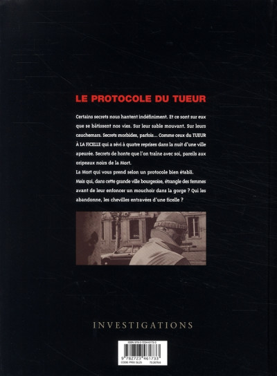 Dos le protocole du tueur tome 2 - mortel souvenir