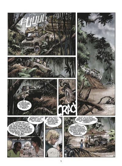 Page 8 t.n.o t.3 ; bois de guerre