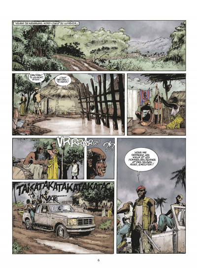 Page 9 t.n.o t.3 ; bois de guerre