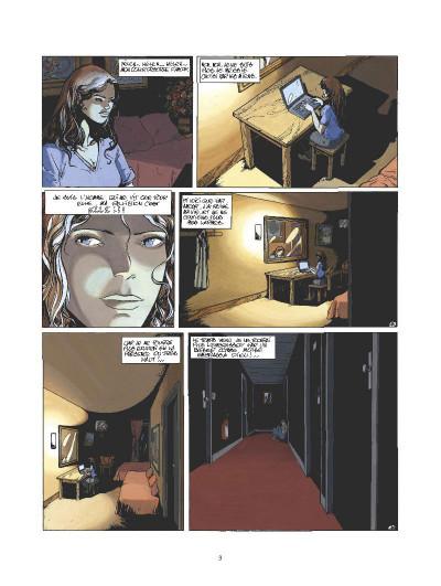 Page 1 le trésor du temple tome 3 - le rouleau d'argent