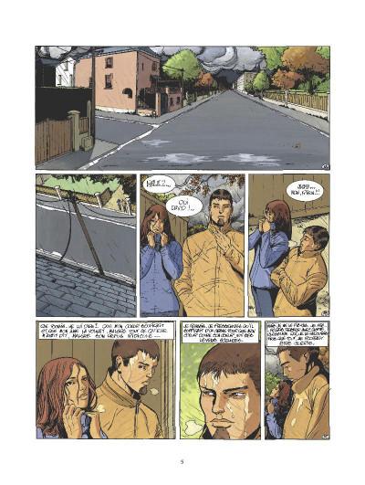 Page 3 le trésor du temple tome 3 - le rouleau d'argent