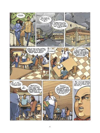Page 4 le trésor du temple tome 3 - le rouleau d'argent