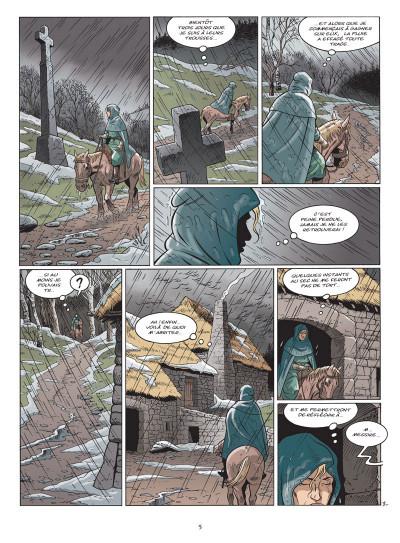 Page 3 les aigles décapitées tome 21 - la main du prophète