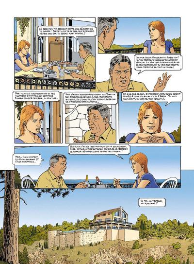 Page 6 mortelle riviera tome 3 - la défunte