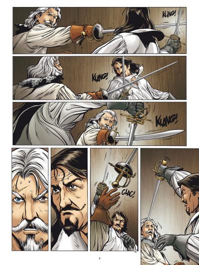 Page 2 voyageur - passé tome 3