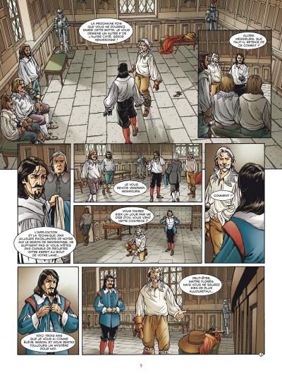 Page 3 voyageur - passé tome 3