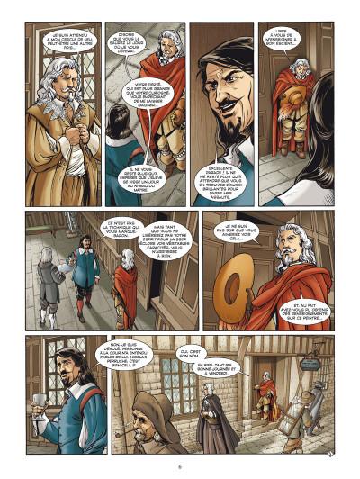 Page 4 voyageur - passé tome 3