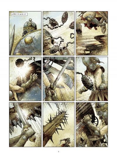 Page 1 voyageur - passé tome 4