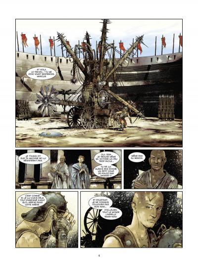 Page 2 voyageur - passé tome 4