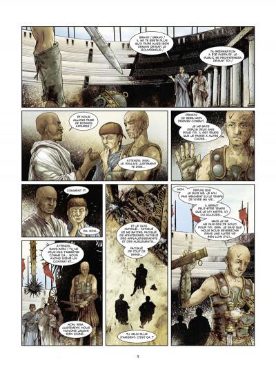 Page 3 voyageur - passé tome 4