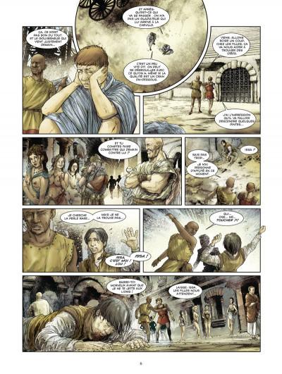 Page 4 voyageur - passé tome 4