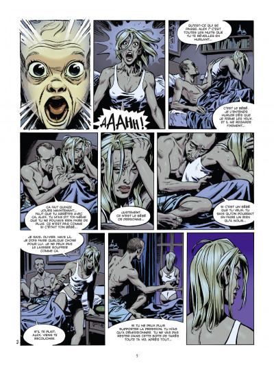 Page 3 voyageur ; omega