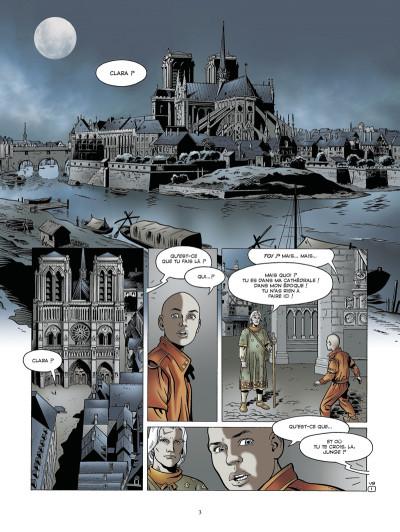 Page 1 voyageur tome 4 - présent