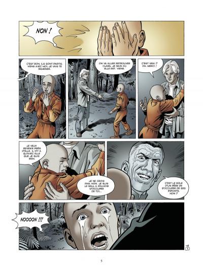Page 3 voyageur tome 4 - présent