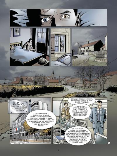 Page 4 voyageur tome 4 - présent