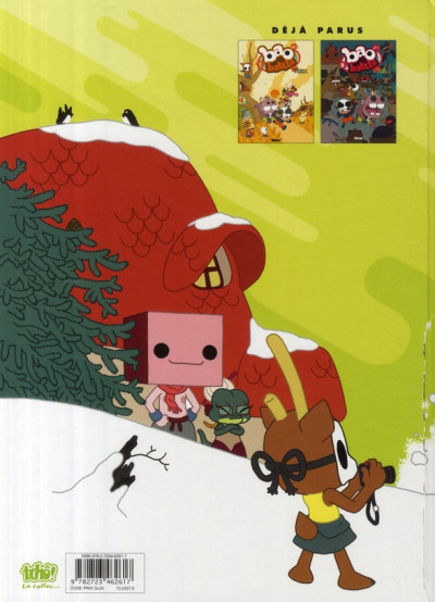 Dos bao battle tome 3 - un pour tous