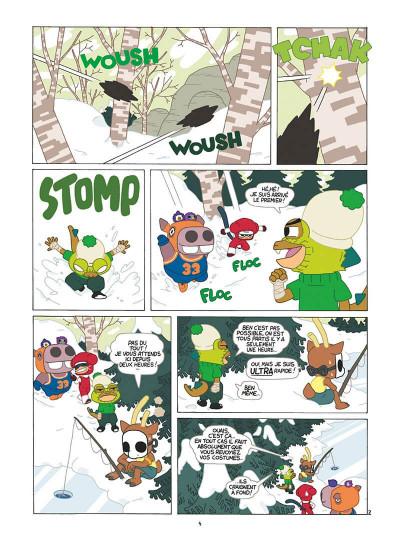 Page 5 bao battle tome 3 - un pour tous