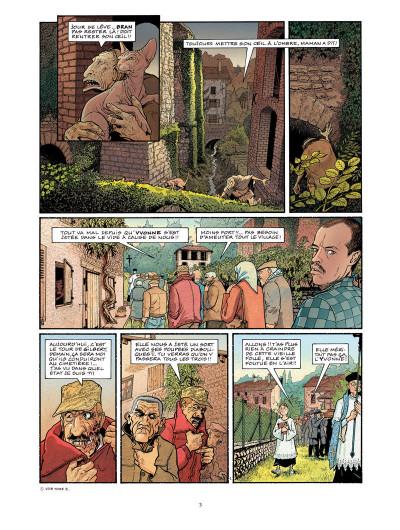 Page 1 le mal tome 3 - super manne