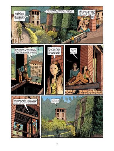 Page 3 le mal tome 3 - super manne