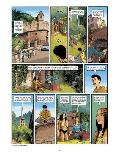 Page 4 le mal tome 3 - super manne
