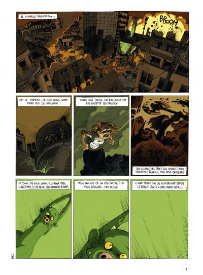 Page 1 raghnarok tome 6 - casus belli