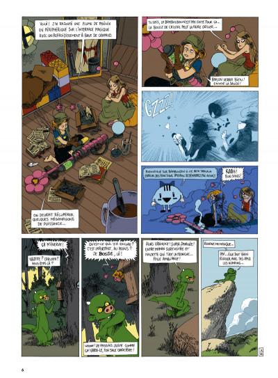 Page 4 raghnarok tome 6 - casus belli