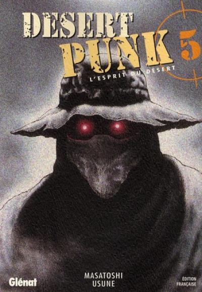 image de desert punk tome 5