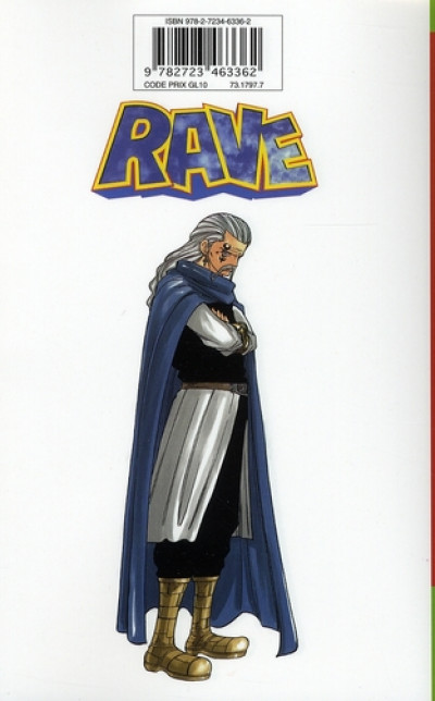 Dos rave tome 31