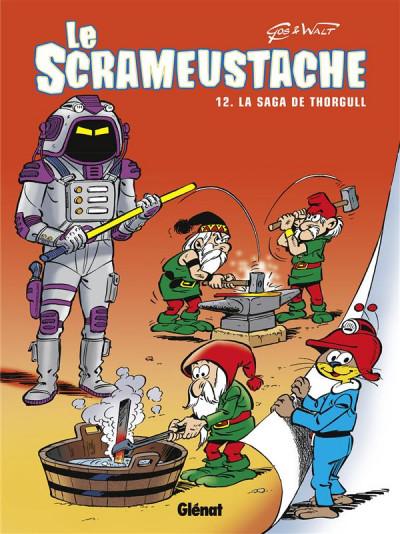 image de le Scrameustache tome 12 - la saga de Thorgull