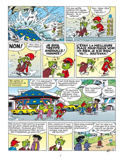 Page 0 le scrameustache tome 31 - la fontaine des mutants