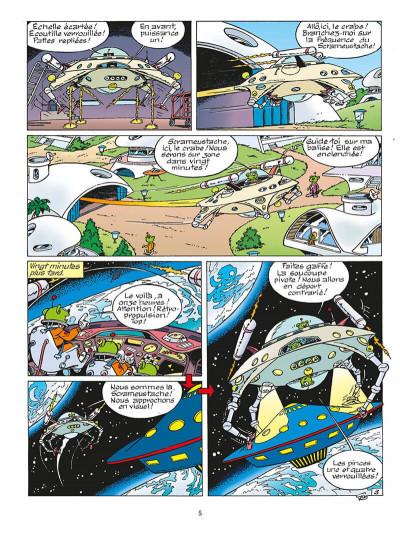 Page 8 le scrameustache tome 31 - la fontaine des mutants