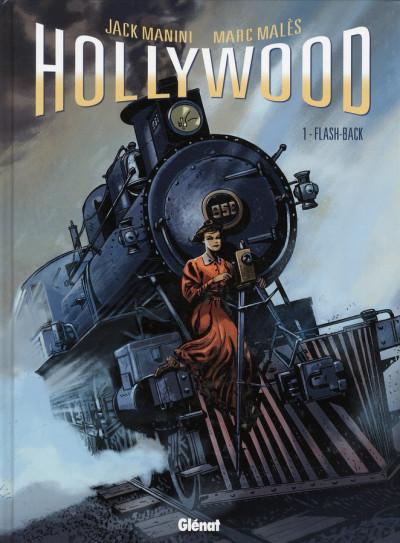 image de Hollywood tome 1 - flash back