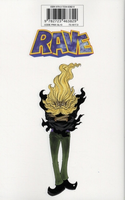 Dos rave tome 32