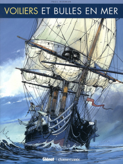 image de voiliers et bulles en mer